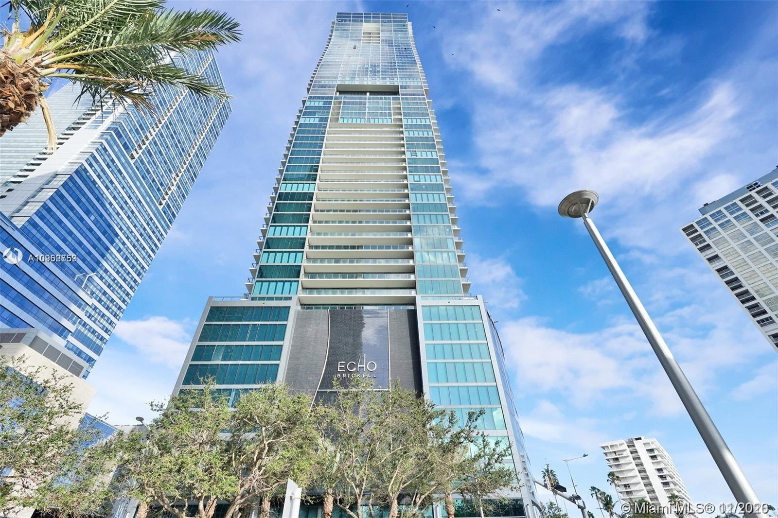 1451  BRICKELL AVE #2706 For Sale A10958759, FL