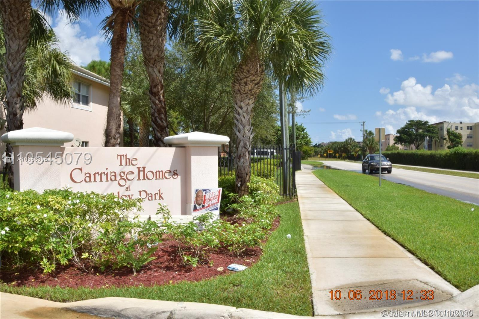 Rarely available 3/2.5 Townhouse in small pool gated community. Close to the beach, shopping, highways and place of worship. A/C unit replaced in 2018. New carpet, new vertical Blinds and updated kitchen cabinets.