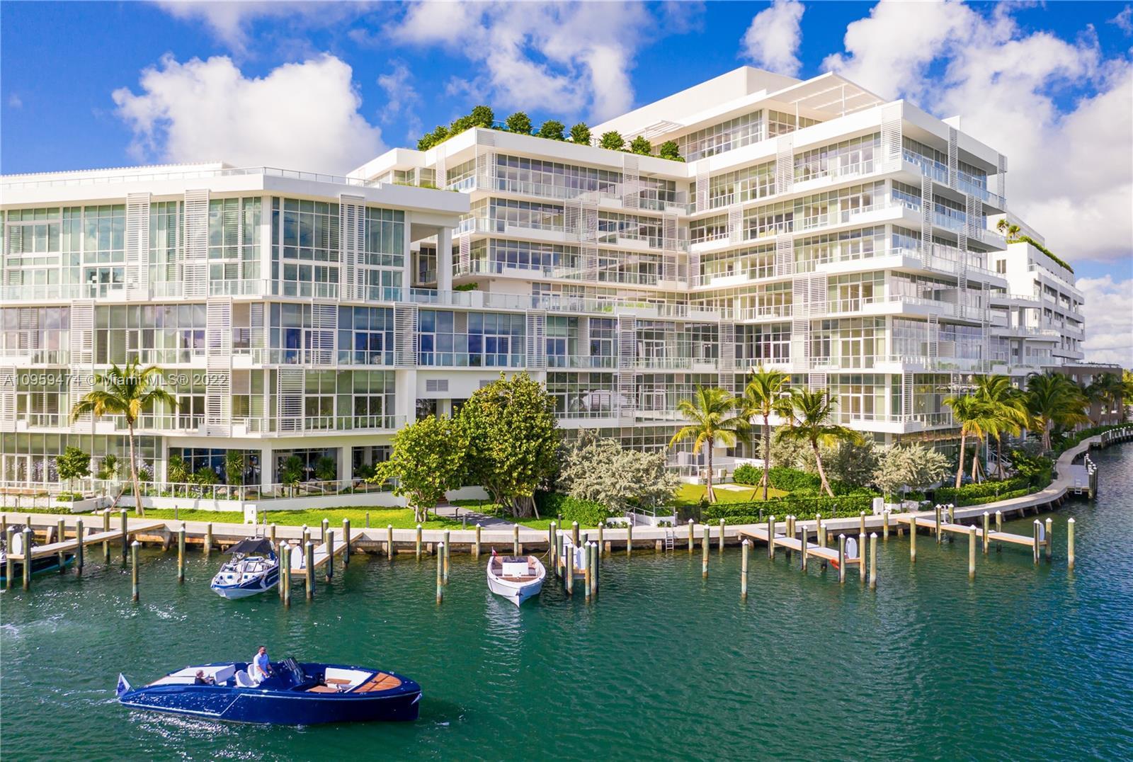 4701 N Meridian #Boat Slip 21N For Sale A10959474, FL