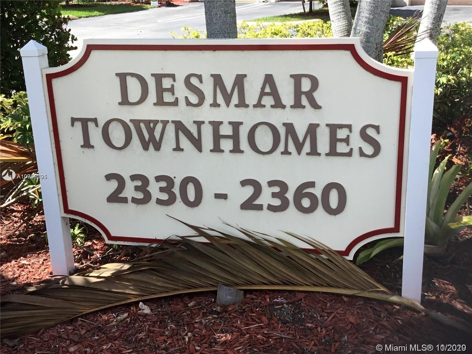 Great opportunity, 3 bedrooms, 2,5 baths, townhouse in the heart of Coral Springs. Open and spacious layout, completely remodeled, new floors, new kitchen, new roof, new appliances, all in a small private  community, pets are allowed (20 lbs or less per HOA)
