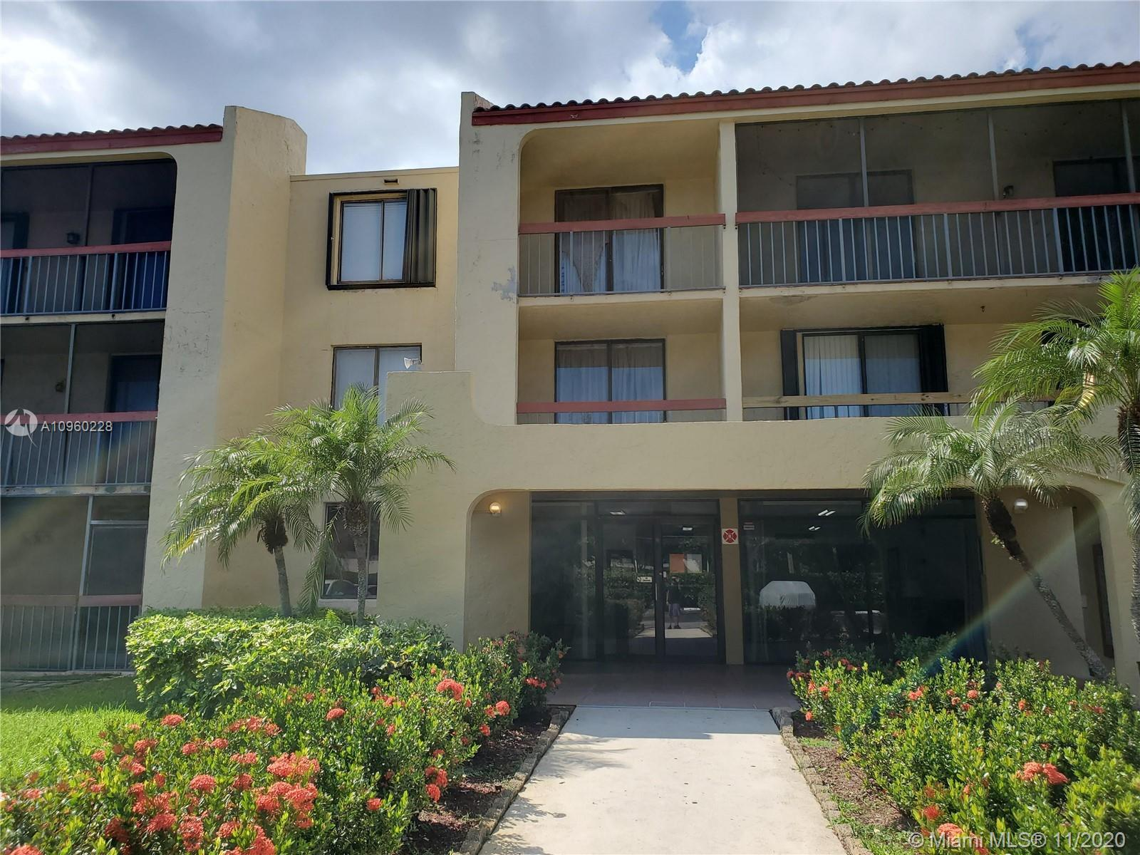 Don't miss out on this Deerfield Beach beauty. This 1st floor condo has two spacious bedrooms and 2 full baths with tile throughout the entire unit. Brand new updated kitchen with all new appliances, custom white cabinetry in addition to the gorgeous dark granite counter tops. Washer and Dryer conveniently included. Separate outdoor storage room located in the large screened porch. Pool on site and water is included with the condo association fee. Make this home yours or as a lucrative investment. Go and Show, motivated seller.