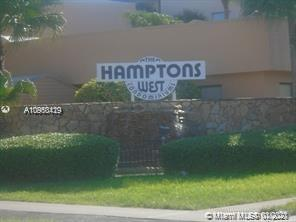 This is a beautiful 3-bedroom 2-bathroom corner PH unit with balcony, tile throughout this very spacious 1480 s/f unit, updated, Large Master bedroom with walk in closet. Laundry room has full size washer and dryer and can be used as small bedroom or office, A/C installed 3 years,  this unit is located in a very nice gated community close to shopping, restaurants, hospital, schools, main roads and highways , walking distance to Hampton pines park, All ages welcome in this quiet, gated community. Enjoy community amenities such as Clubhouse, two Pools, Tennis court, gym, card room, billiard tables and more. Water & sewer included, trash included, pest control included, basic cable and basic internet. Readily available. Come see, selling as Is. There are restrictions & no Pets Allowed.