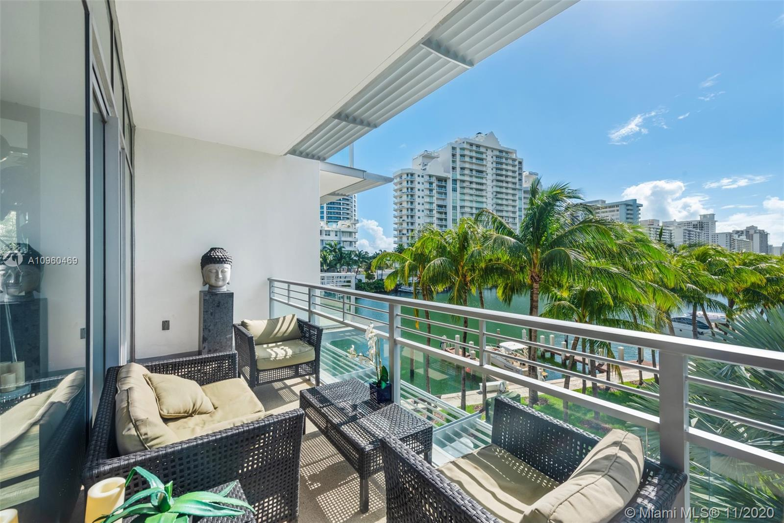 Rare opportunity to own in the largest line in the fabulous Gorlin Building. Light, bright and super expansive 3 BD / 3.5 BA southwest corner overlooking the Intracoastal and Aqua Island Homes. Top finishes. Aqua at Allison Island is the only private island in Miami Beach with resort quality spa/gym, enormous waterfront swimming pool, on-site market and much more.