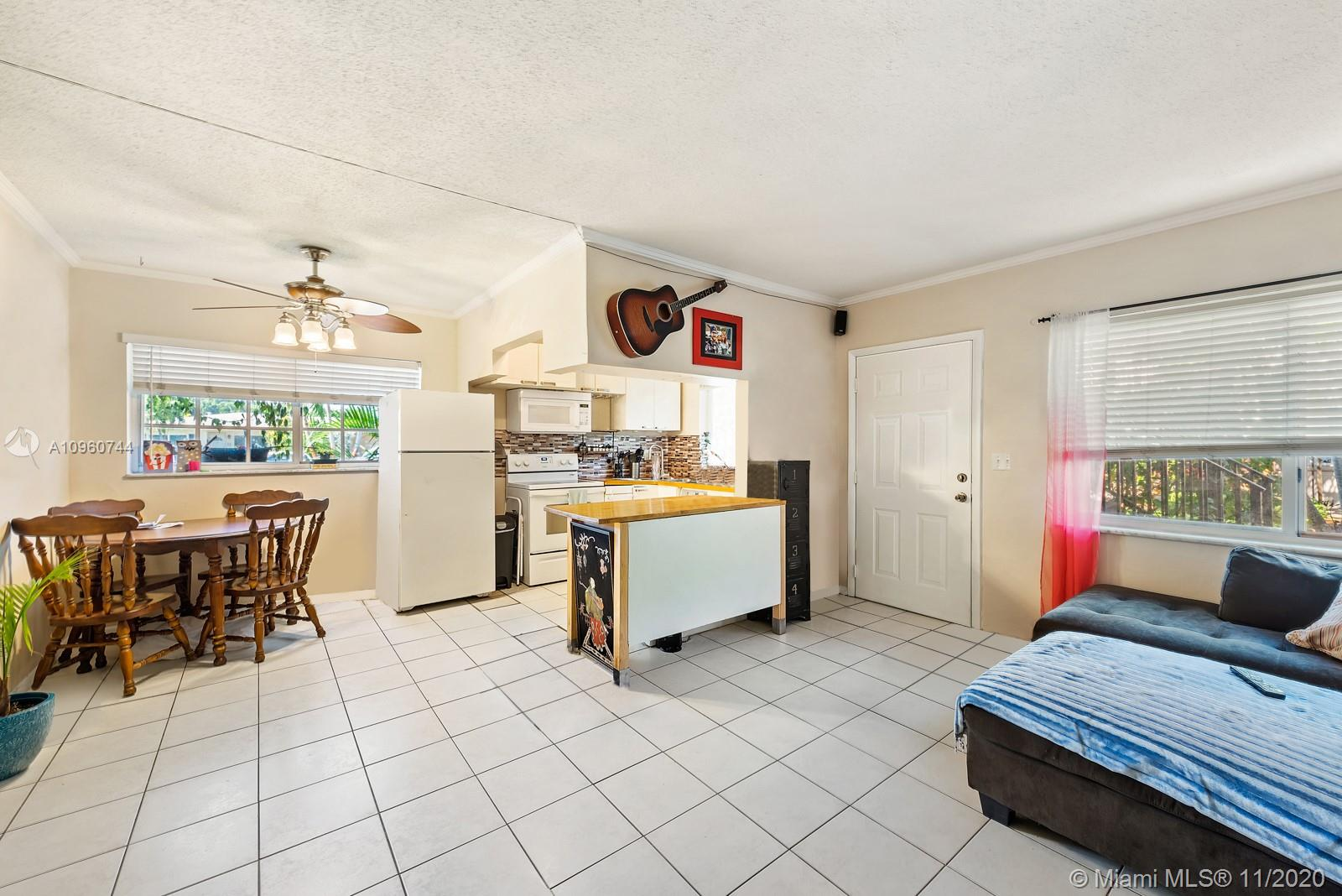 Charming Condo in Wilton Manors! Tenant occupied 2/2 condo in Windsor Court in Wilton Manors at an amazing price! Spacious and Bright corner unit, featuring big windows and an open kitchen. Washer & Dryer located inside of the unit. Conveniently located off Oakland Park Blvd with easy access to the Beach, and walkable to Wilton Drive shops, restaurants and lounges. Property rented until 4/30/21.
