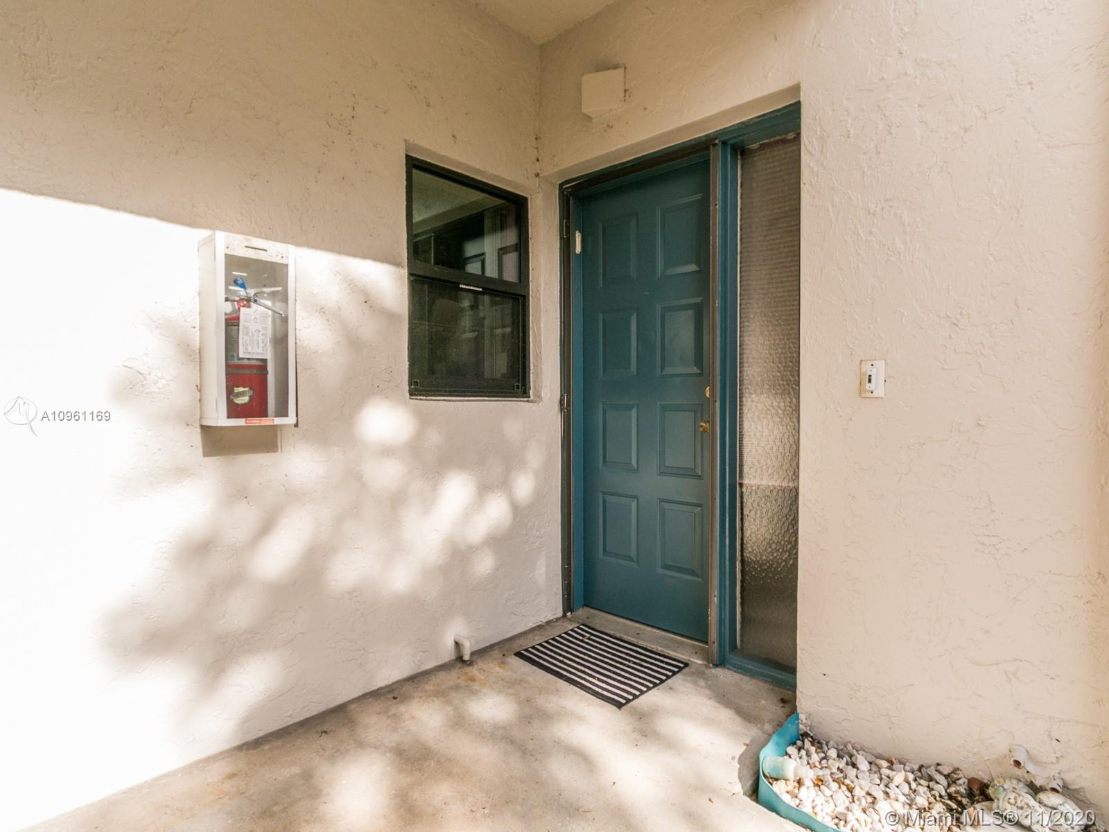 MUST SEE THIS UNIQUE 3/2 CONDO IN BEAUTIFUL BAYWOOD VILLAGE II INSIDE THE TOWNSHIP OF COCONUT CREEK. THE UNIT HAS A SPLIT BEDROOM PLAN WITH A NICE SIZE MASTER. THERE'S A LARGE PATIO WITH FULL SIZE WASHER DRYER AND A PRIVATE BACKYARD. CLOSE TO ALL SHOPPING AND LOTS OF RESTAURANTS. THIS CONDO IS READY FOR YOU TO CALL IT HOME MUST WEAR MASKS WHEN SHOWING