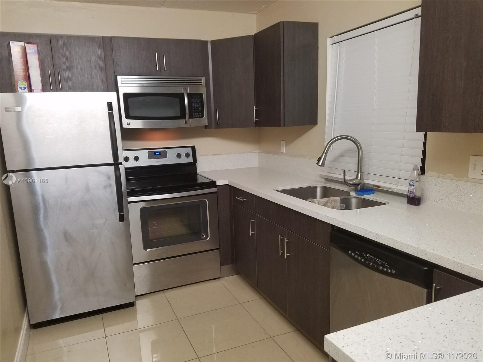 Do not miss the opportunity to own this beautiful upgraded condo with a large balcony, walk in closet, upgraded kitchen, new washer and dryer in a condo association with low association fee with many amenities like pool, tennis court and gym. The condo is currently rented for $1,300 to a Section 8 tenant. Great investment if you have a few months left on your lease but do not want to miss the opportunity of the low interest rates. Do not wait until it is too late...
