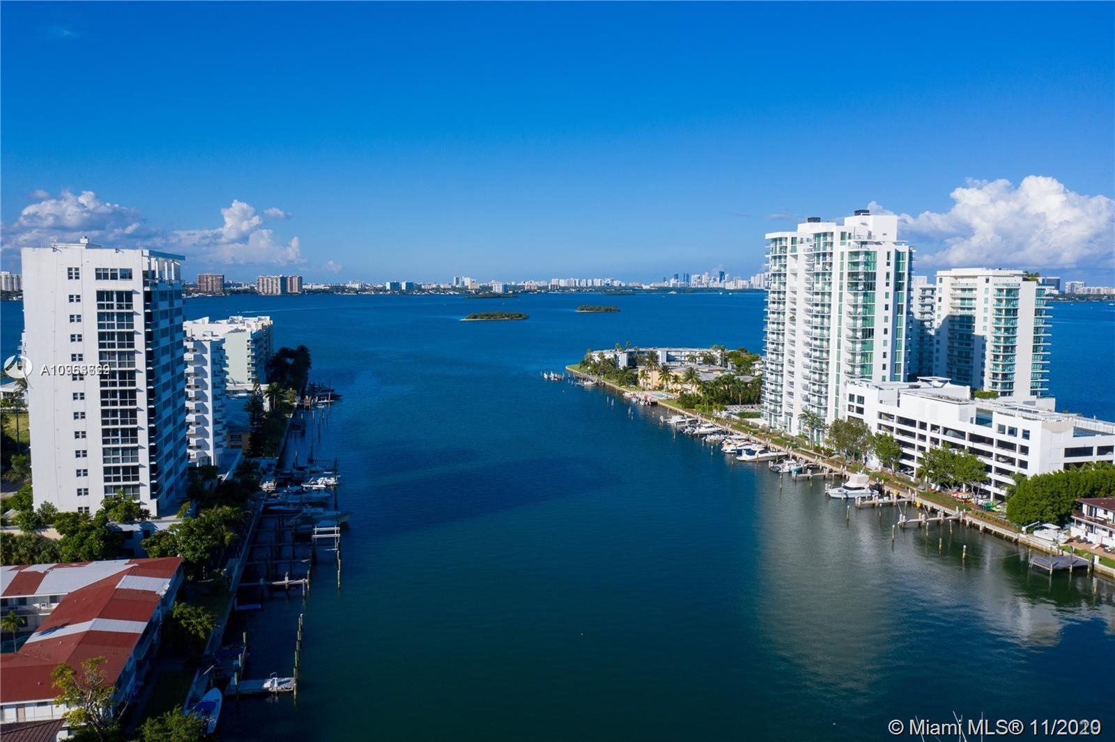 Luxurious condo in one of the most desired communities with an amazing bay view. This impeccable 3 bedroom, 2 bath unit is beautifully furnished and fully equipped with top of the line stainless steel appliances. Gated community with 24hr security. Amenities include- Two pools, fitness center, covered parking, clubhouse, concierge, valet. Easy to show!