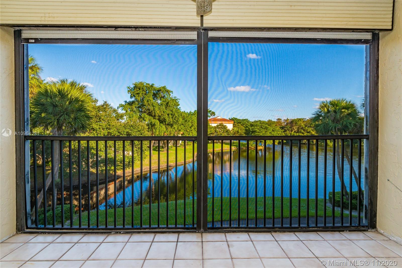 Welcome to Tradewinds, highly desired neighborhood in the Township. This beautiful 2/2 has tile throughout, updated kitchen, breathtaking lake view, a plethora of amenities and centrally located. Don't miss out on this opportunity. Can Lease DAY 1, Great for investors!