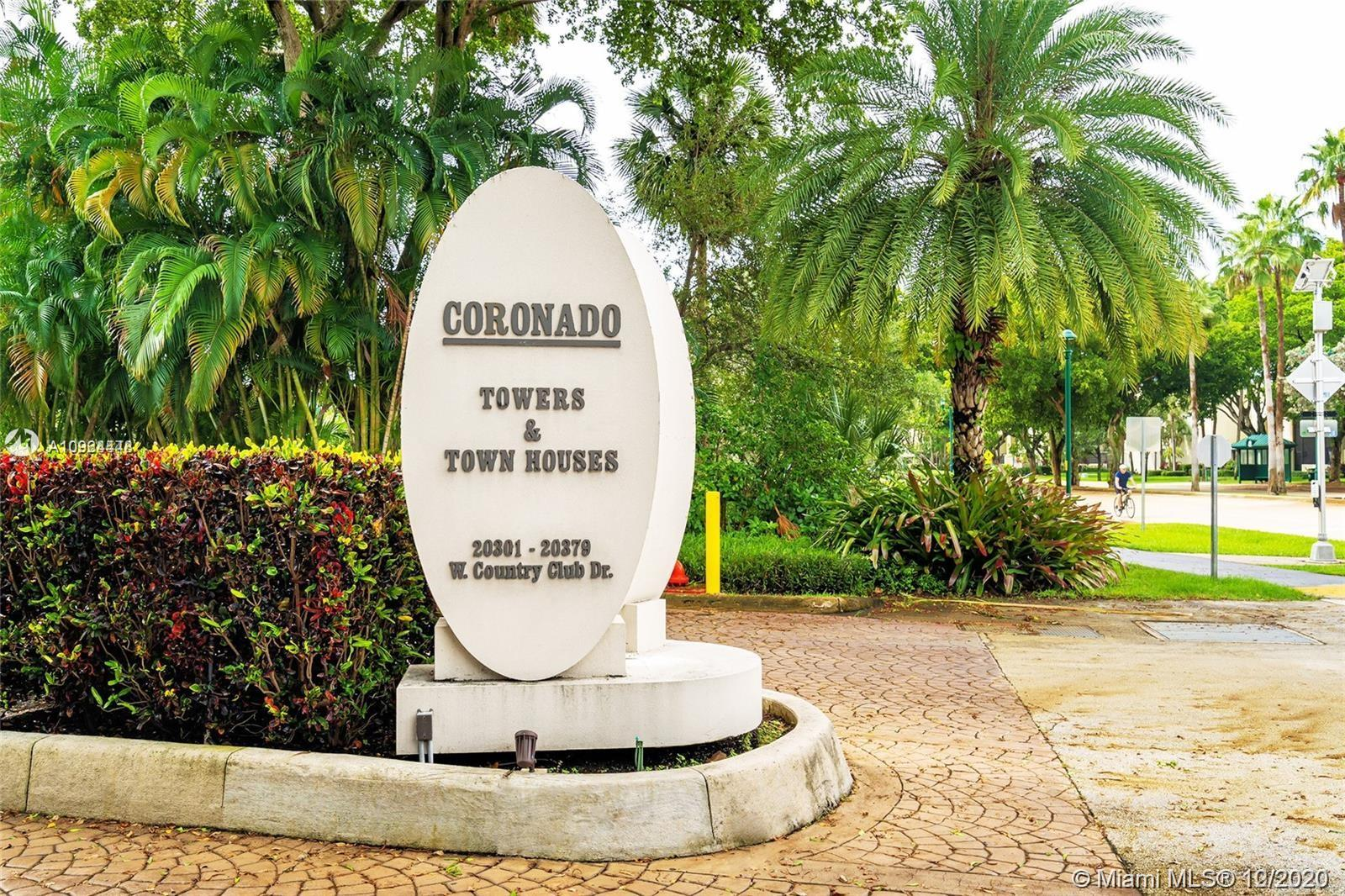 20301 W Country Club Dr #2322 For Sale A10964448, FL