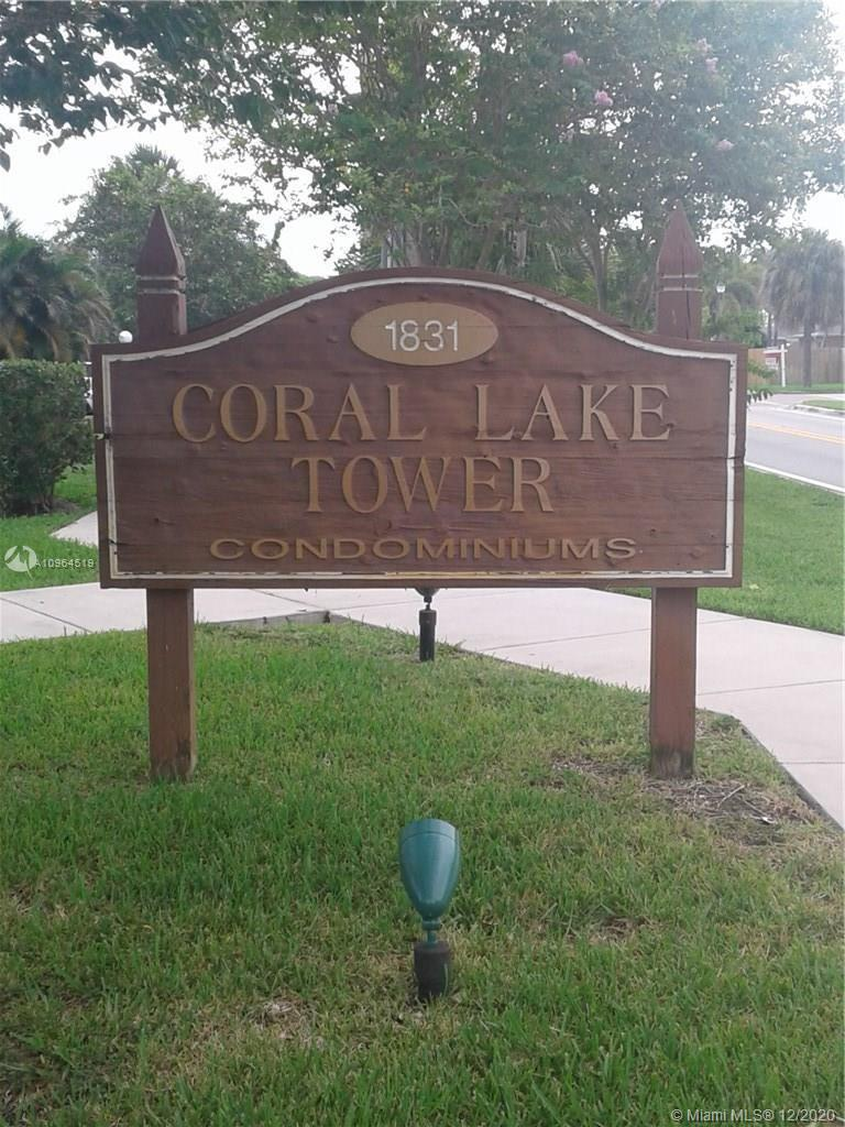 LOCATION, LOCATION, LOCATION. 1 BLOCK WEST OF US1/FEDERAL HWY, 1/4 MILE NORTH OF OAKLAND PARK BLVD. FT LAUDERDAL INT AIRPORT, SHOPPING, DINING, PARKS, BEACH LESS THAN 10 MINUTES AWAY, RSETAURANTS GALORE.. GREAT GRUOND FLOOR UNIT FULLY FURNISHED AND EQUIPPED. TILE FLOOR THROUGHOUT, NO CARPET. WOOD CABINETS, GRANITE COUNTER TOPS, FRIG AND MICRO LESS THAN 6 MONTHS OLD. WALK-IN CLOSET IN MASTER BEDROOM, LARGE EXTRA STORAGE ROOM INSIDE CONDO. EXPERTLY MAINTAINED BY ONSITE MANAGEMENT.