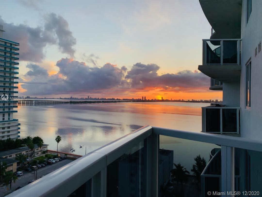 Beautiful 1 bedroom condo with calming water views in the trendy neighborhood of Edgewater. Close to restaurants, businesses, and easy access to 95. Includes 1 parking space, secured lobby, pool and gym.