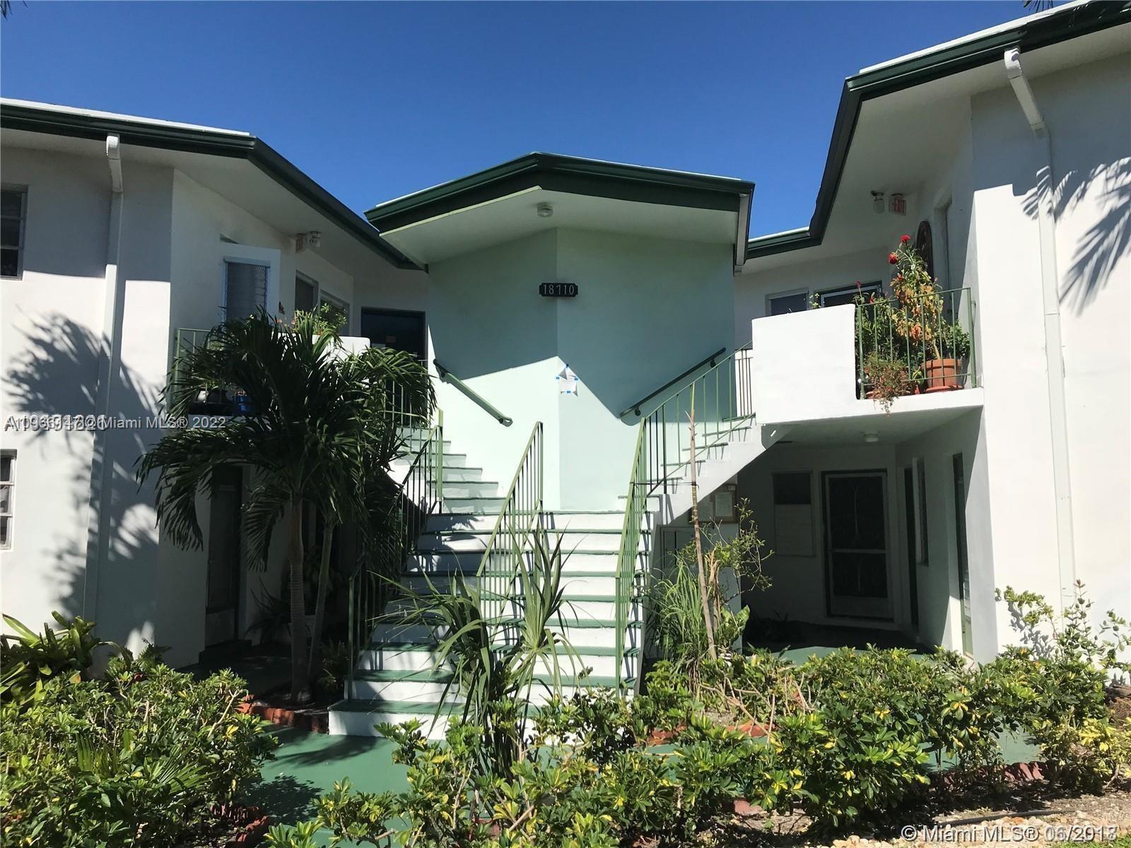 18700 NE 18th Ave #101 For Sale A10966147, FL