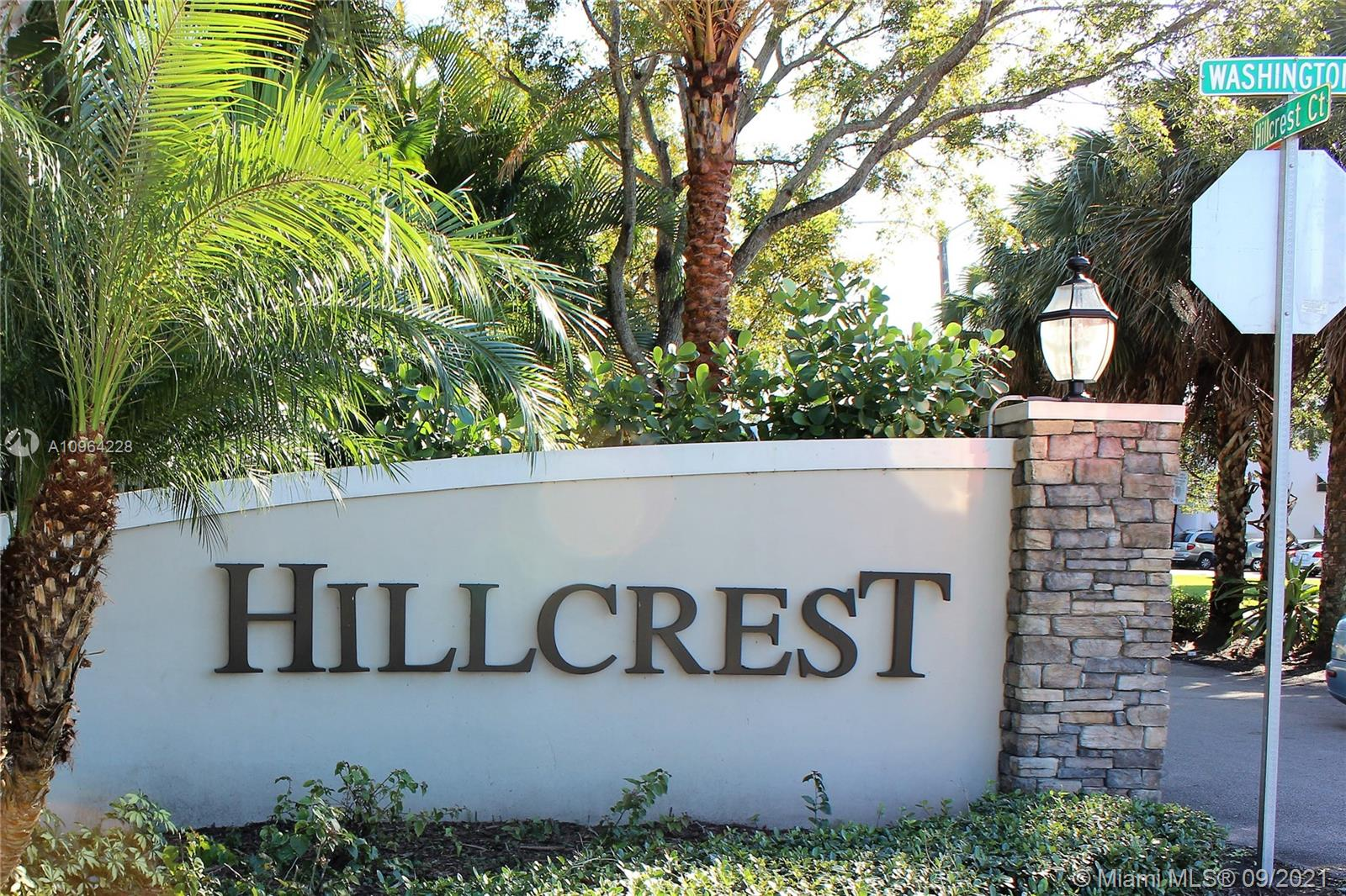 1001  Hillcrest Ct #208 For Sale A10964228, FL