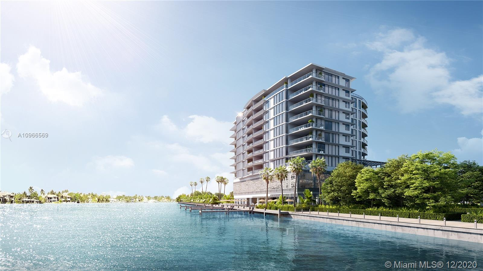 ADAGIO Fort Lauderdale Beach offers exclusivity and serenity. Breathtaking views of the Intracoastal Waterway and just a short walk away from the white sandy beach. 31 residences deliver an elegant boutique lifestyle at Fort Lauderdale's North Beach Village. Flow through design with Gaggenau appliances including a GAS cook-top, deep terraces with a Summer Kitchen, high ceilings, 2 car parking, private elevator entry, Intracoastal sunset pool with cabanas, rooftop pool, fitness center, private climate controlled storage units, and private marina with docks available.