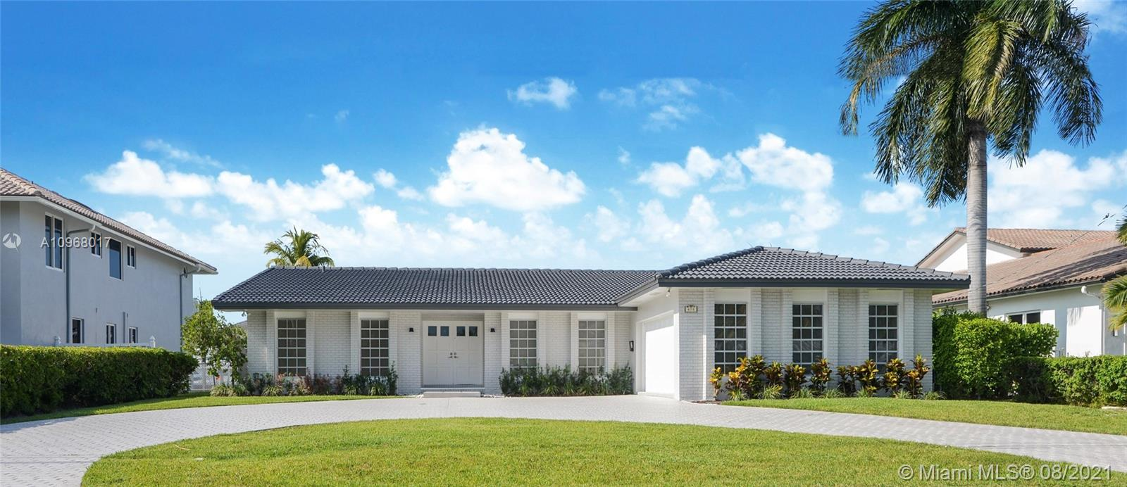 478  Sunset Dr  For Sale A10968017, FL