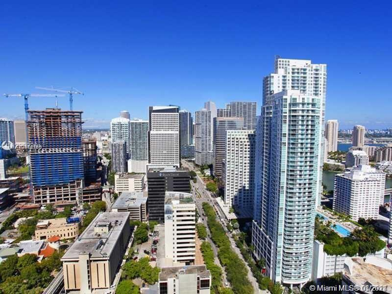 GORGEOUS 2/2.5 CORNER UNIT IN THE HEART OF BRICKELL. AMAZING VIEWS. MARBLE FLOORS. WALK-IN CLOSET. EUROPEAN KITCHEN, SS APPLIANCES, GRANITE COUNTERTOPS, WASHER & DRYER. 5 STAR AMENITIES BUILDING, POOL, FITNESS CENTER, ACTIVE ROOM, PRIVATE THEATER, WINE & CIGAR ROOM, VIRTUAL GOLF, 24 HOUR CONCIERGE & VALET. CLOSE TO FINE DINING, NIGHTLIFE AND SHOPPING. ENJOY THE EXCITING LIFESTYLE BRICKELL HAS TO OFFER!! GREAT INVESTMENT. TENANT UNTIL 01/31/2022, TENANT ALLOWS SHOWINGS ONCE A WEEK ON TUESDAYS FROM 9-11AM.  BUILDING NEEDS TO APPROVE WITH 24 HOURS NOTICE,