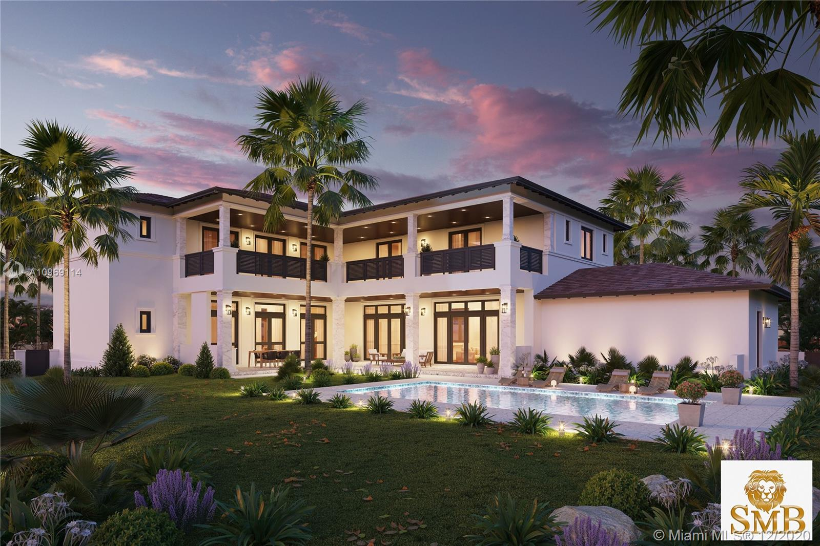Imagine a 4,196 sq. ft. beautiful custom home on a serene and private lot minutes away from schools, parks, shopping, and entertainment. This is an incredible development opportunity to build your dream home on an 11,700 SF lot in Coral Gables. Use the available plans, or start fresh with your own. Photos are conceptual renderings.