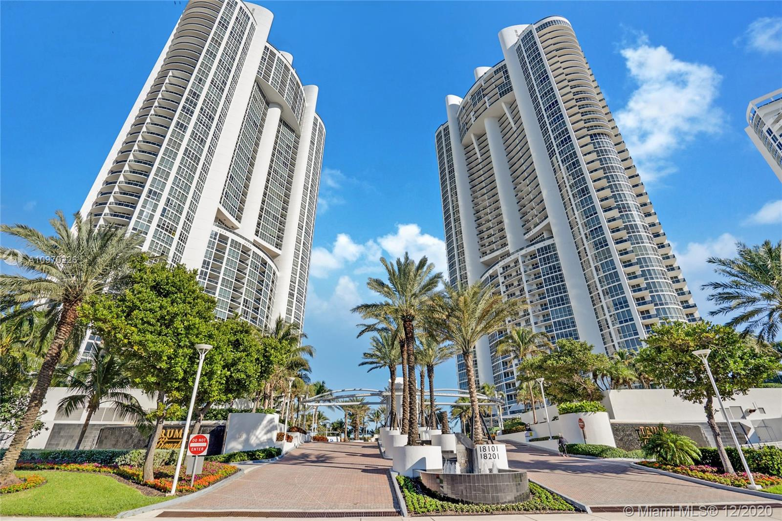 18101  Collins Ave #501 For Sale A10970226, FL