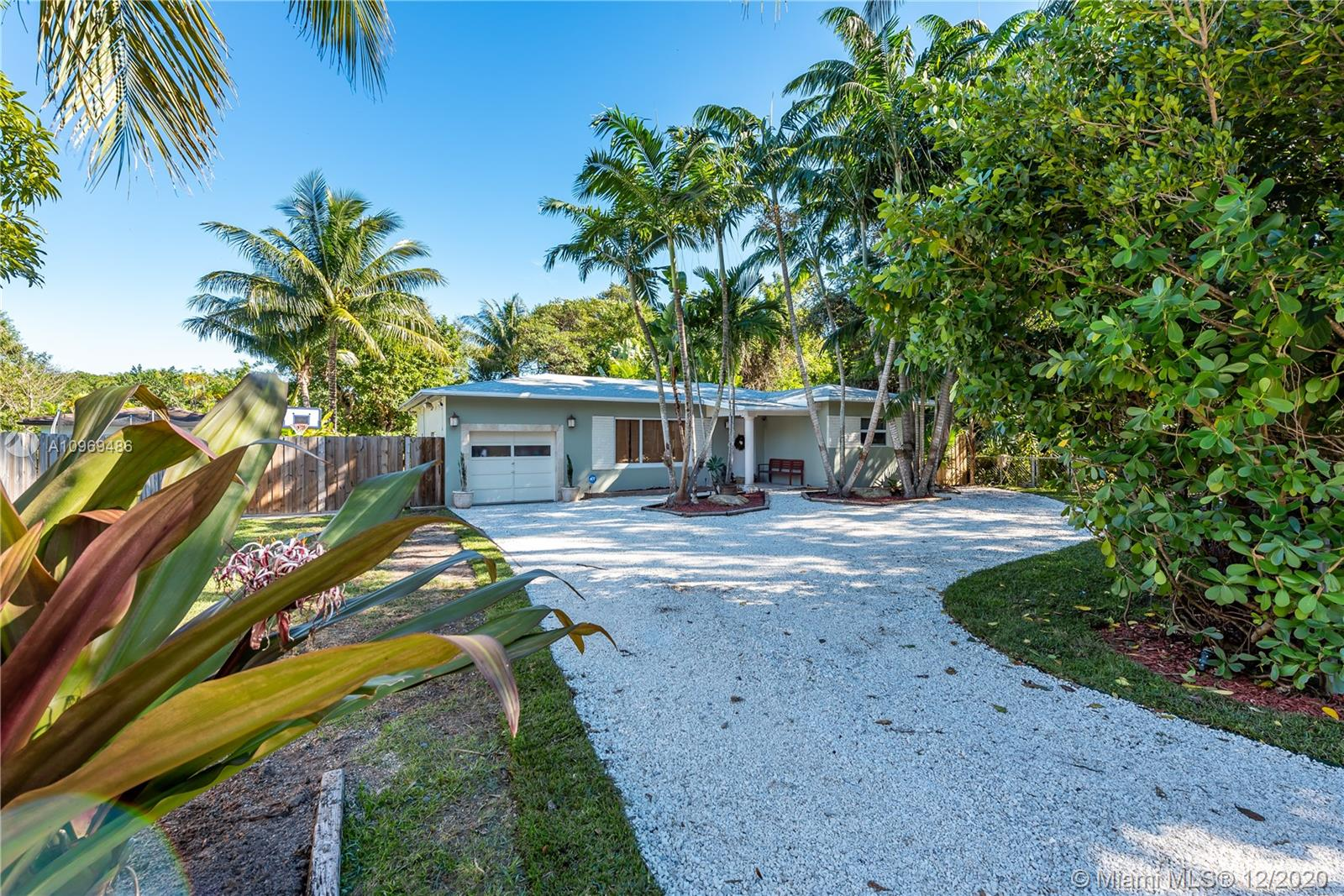 Are you looking for a prime location in South Miami to downsize from a larger home or simply a second home/investment in Sunny South Florida? This updated cozy 2 bed 1 bath home boasts a great lot size of 13,500 square ft. This home features an updated kitchen, updated bathroom with rainfall shower and jets, and hardwood floor in main living areas. Additional features include the roof being replaced in 2016, all but 3 windows are impact, and a large terrace in the backyard to entertain. There is lots space for a pool, multiple vehicles, an RV, and a boat. This property is conveniently located minutes away from from the University of Miami, Coral Gables, and Coconut Grove. As a bonus there is lots great shopping, plenty of dining options, and easy access to the Metrorail and US-1.