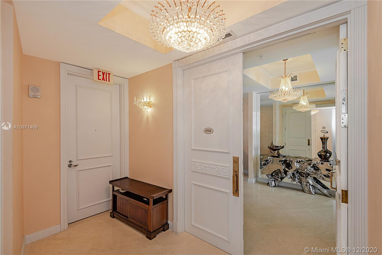18101  Collins Ave #4702 For Sale A10971469, FL
