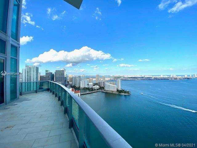 It's as large as some buildings,  on the top of a building,   with amazing views and 6 terraces with a huge rooftop as well.