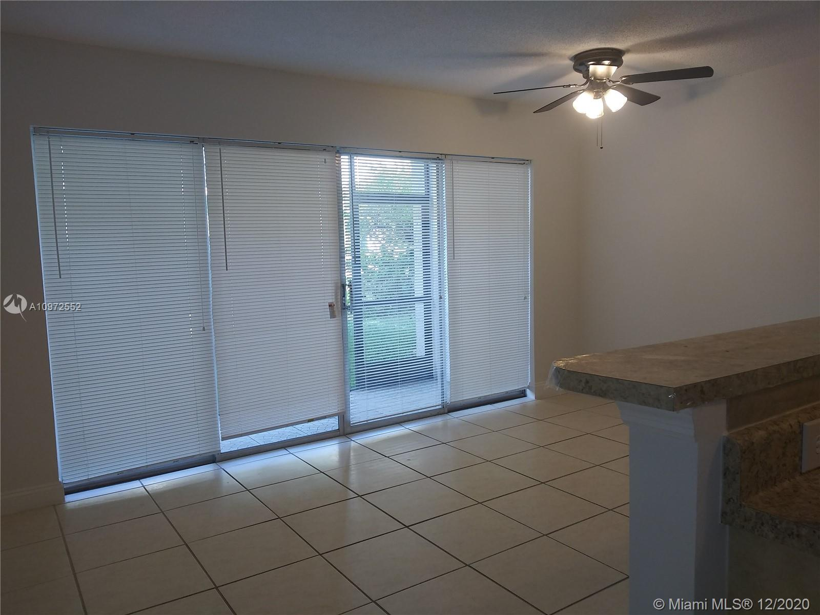 *** 2/1 1ST FLOOR CONDO IN HIGHLY DESIRABLE GATED COMPLEX IN OAKLAND PARK ***NEWER A/C UNIT *** BATHROOM HAS BEEN COMPLETELY REMODELED *** TILE THROUGHOUT ENTIRE CONDO. NO CARPET. CANNOT RENT FOR FIRST 2 YEARS. CONTACT OWNER FOR ALL SHOWINGS