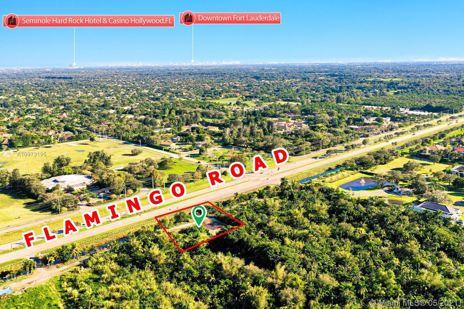 0000 Flamingo Rd, Davie, Florida 33325