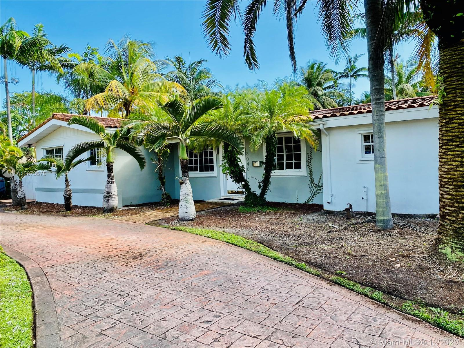 8040 SW 132nd St  For Sale A10973575, FL