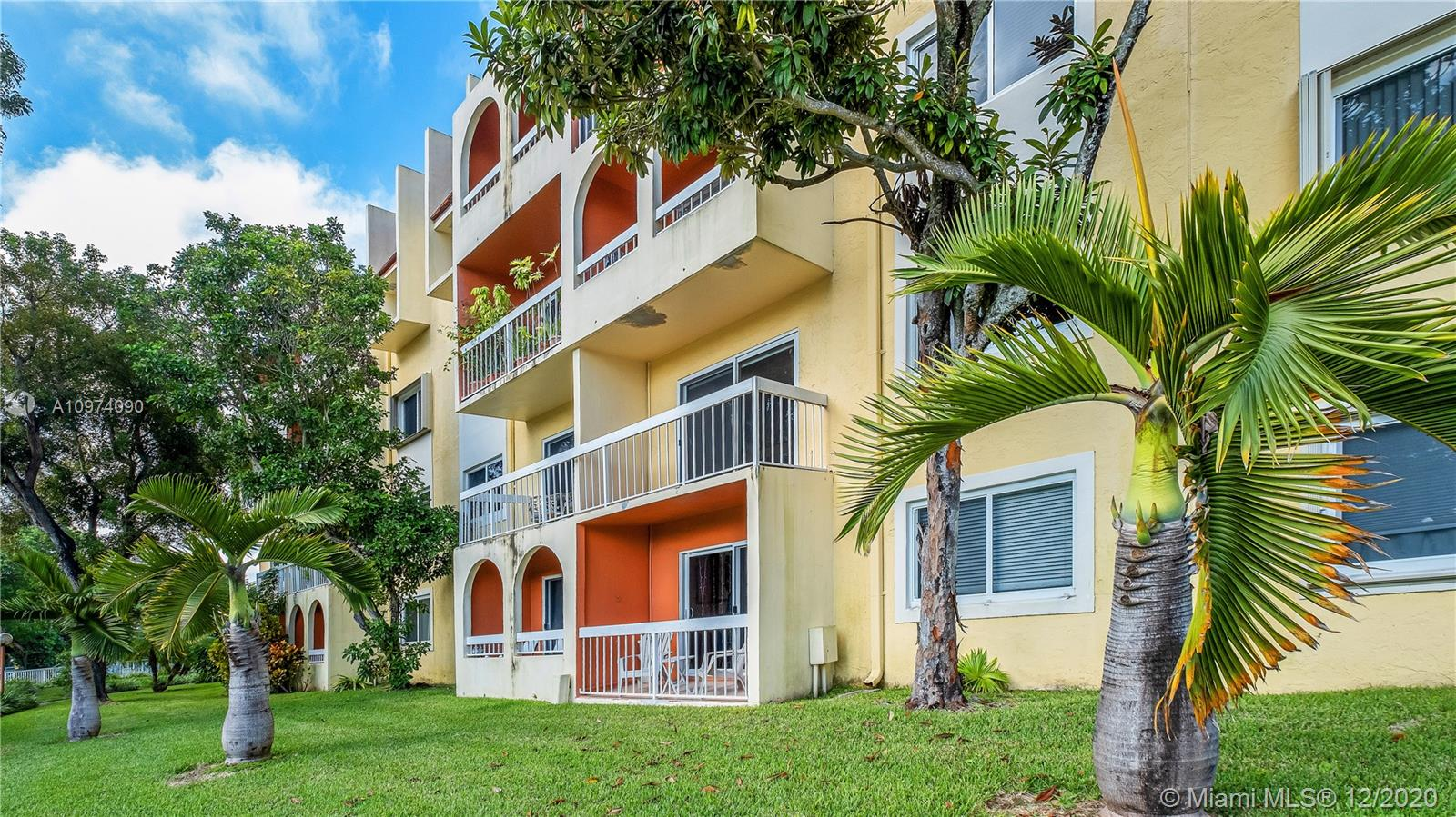 LOCATION LOCATION LOCATION! Best Location in Kendall.  Walking distance from the infamous Dadeland Shopping Mall, restaurants, bars, big box retail, and much more... Easy access to major highways (US-1, 874, 869, Palmetto 826, and Turnpike). Located walking distance to Dadeland Transit Center w Metro Rail and Buses. Easy commute to Downtown, Grove, Gables area. Remodeled 1/1 unit with laminate floors, stainless steel appliances, new AC, new closet doors, impact storm windows, and fresh paint! Walk-in closet. READY TO MOVE IN & MANY AMENITIES (3 pools, gym, laundry machines on each floor, bbq areas, and more). Many guest parking spaces and easy to find space. 24 hour security and gated. LOW MONTHLY HOA FEES, which include insurance, water, and cable...EASY TO SHOW, DONT MISS OUT!