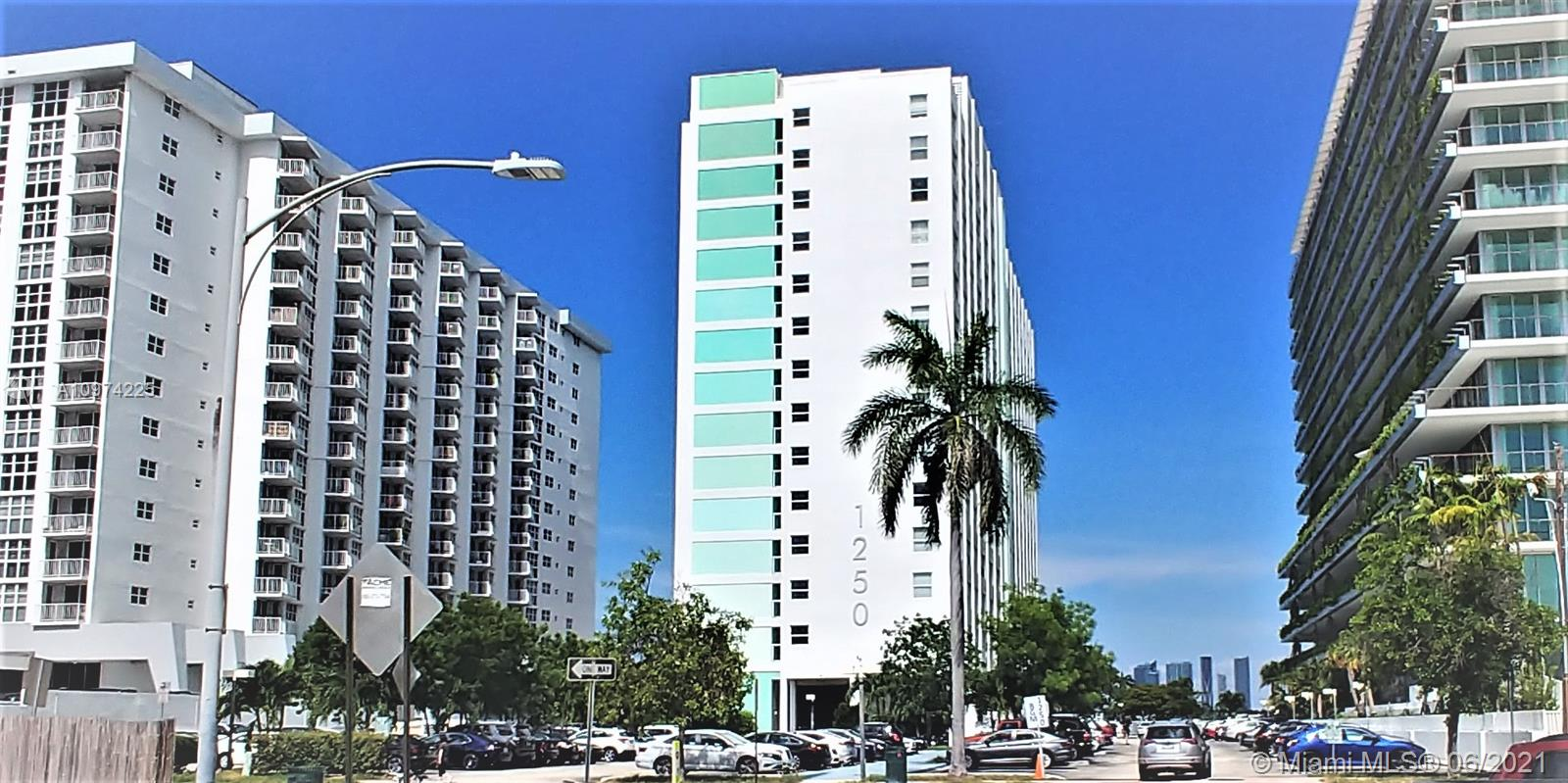 1250  West Ave #9N For Sale A10974225, FL
