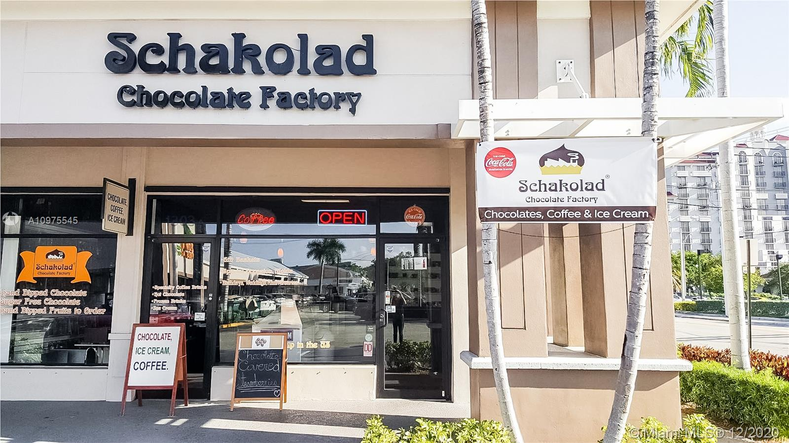 COME AND SEE THIS WELL ESTABLISHED AND PROFITABLE BOUTIQUE CHOCOLATE STORE LOCATED ON THE CORNER OF BUSY SHOPPING STRIP. STORE HAS BEEN IN BUSINESS 6 YEARS. PRICE INCLUDES INVENTORY, SUPPLIES, FIXTURES, APPLIANCES, CASH REGISTER, FRANCHISE TRANSFER FEES, ETC. STORE IS 1,000 SQ FT + UNLIMITED PARKING SPACES. AS A MEMBER OF A WELL KNOWN NATIONAL FRANCHISE NETWORK, WELL CONCEIVED MANAGEMENT PRACTICES ARE IN PLACE, WITH ESTABLISHED MANUFACTURING, MARKETING AND BUSINESS PROTOCOLS - STRAIGHT FORWARD AND EASY TO TRANSITION. MAY QUALIFY FOR AN E2 TREATY VISA. THE FRANCHISOR WILL PROVIDE CHOCOLATE PREPARATION & PRODUCTION TRAINING, AS WELL AS MARKETING ASSISTANCE. A GREAT TURNKEY BUSINESS OPPORTUNITY. BUSINESS PRODUCES GOOD CASH FLOW. FRANCHISOR IS LOOKING FOR OWNER OPERATOR.