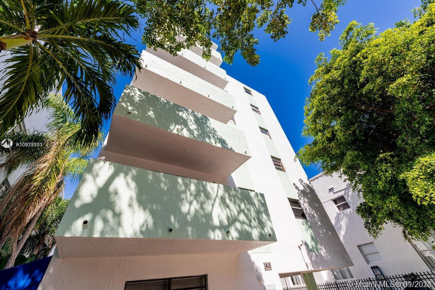 1418  Collins Ave #201 For Sale A10972183, FL