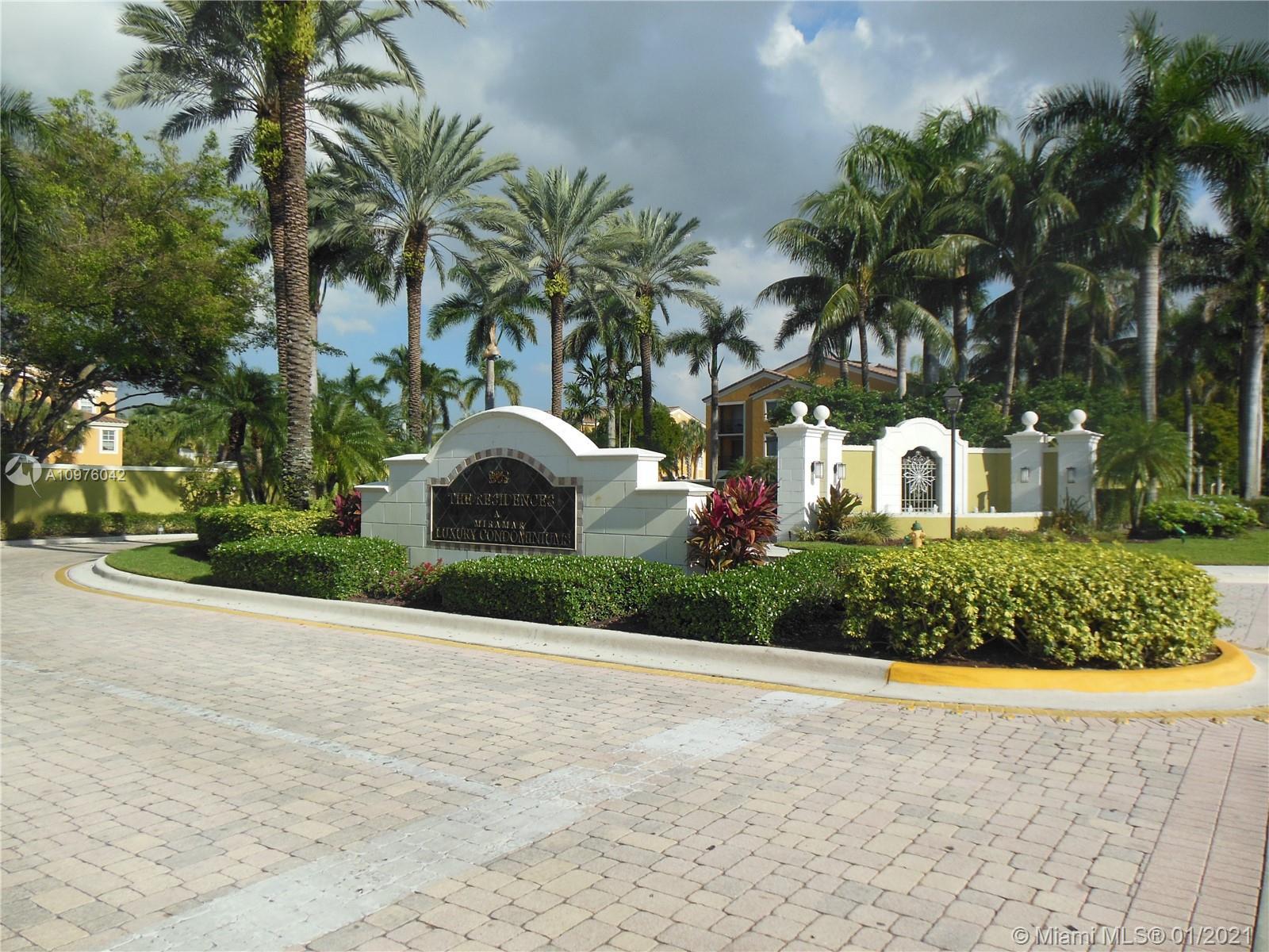 2301 W Preserve Way Unit 301, Miramar, Florida 33025
