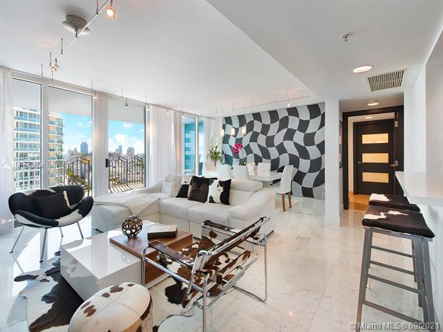 Beautifully renovated South exposure, Carrera marble flooring and ocean & city views from every room at the award-winning oceanfront boutique Michael Graves. New Mother of Pearl saltwater pool, upgraded amenities including new steam bath, sauna, gym, Peloton Bike and private beach area exclusively for its residents with water & towel service. Other amenities include a barbecue area, social room, air condition bike and storage room and a full professional & friendly staff to serve you! HAPPINESS IS WAKING UP TO VIEWS OF THE OCEAN. MAKE EACH DAY A BEACH DAY A LA MICHAEL GRAVES STYLE!