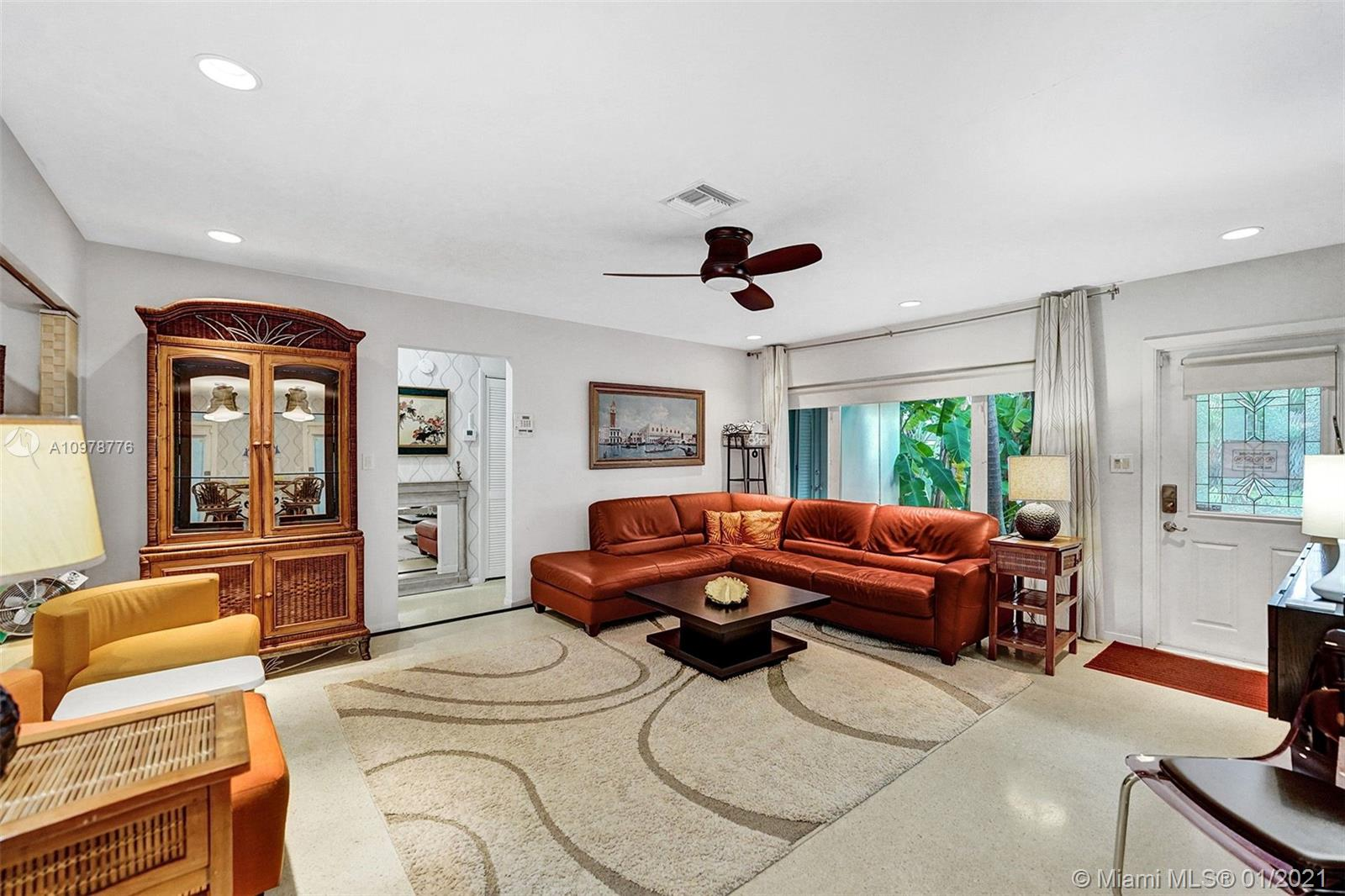 AMAZING OPPORTUNITY TO OWN A 2/2 HOME ON A HUGE LOT ON ONE OF THE BEST STREETS IN WILTON MANORS. THIS HOME HAS A 2009 BARREL TULE ROOF AND 100% STORM ACCORDION SHUTTERS. ENJOY THE SCREENED IN PATIO AS AN EXTENSION OF YOUR ENTERTAINMENT SPACE. BRAND NEW WATER HEATER AND WASHER/DRYER! TAKE A WALK TO WILTON DRIVE LOADED WITH SHOPPING, RESTAURANTS, AND ENTERTAINMENT!!