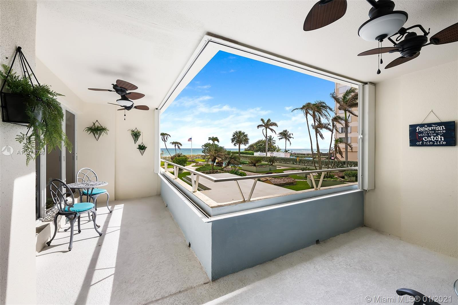 1850 S Ocean Blvd #204 For Sale A10978781, FL