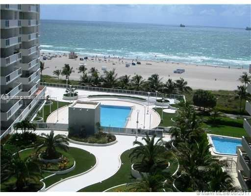 RARE DIRECT OCEAN VIEWS FROM THIS SPACEOUS 1 BEDROOM, 1.5 BATHROOM S/E CORNER UNIT WITH BALCONY. RENOVATED UNIT WITH LOT'S OF CLOSET SPACE, KITCHEN WITH GRANIT COUNTER TOP, NEW BATHROOM TILES. VERY QUIET UNIT WITH LOT'S OF SUN LIGHT. THE DECOPLAGE IS LOCATED RIGHT ON THE WHITE SANDY BEACH IN THE HEART OF SOUTH BEACH WHERE LINCOLN RD MEETS THE OCEAN JUST OPPOSITE THE NEWLY REOPENED RITZ CARLTON HOTEL.