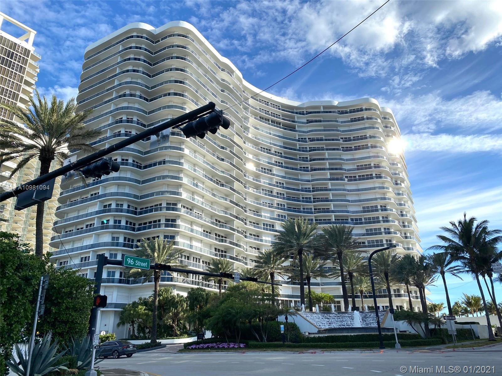 9601  Collins Ave #402 For Sale A10981094, FL
