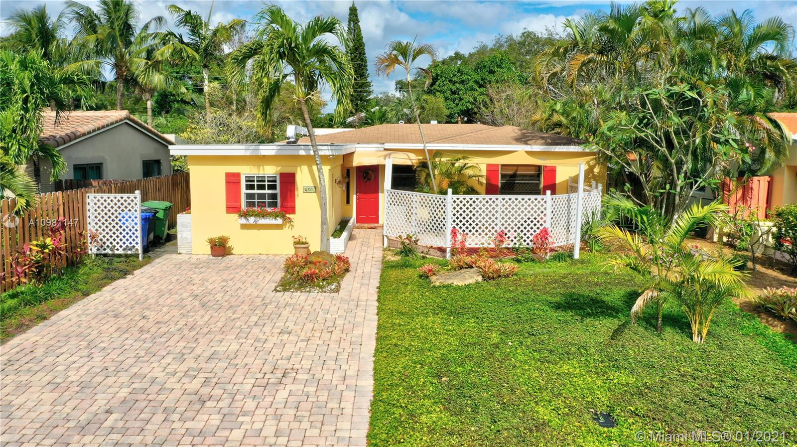 605 SW 12th Ct, Fort Lauderdale, Florida image 1
