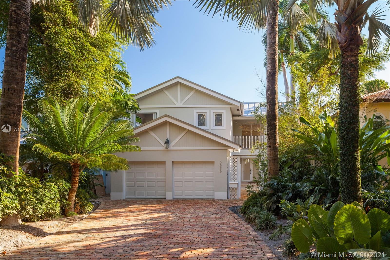 Details for 3628 Royal Palm Ave, Coconut Grove, FL 33133