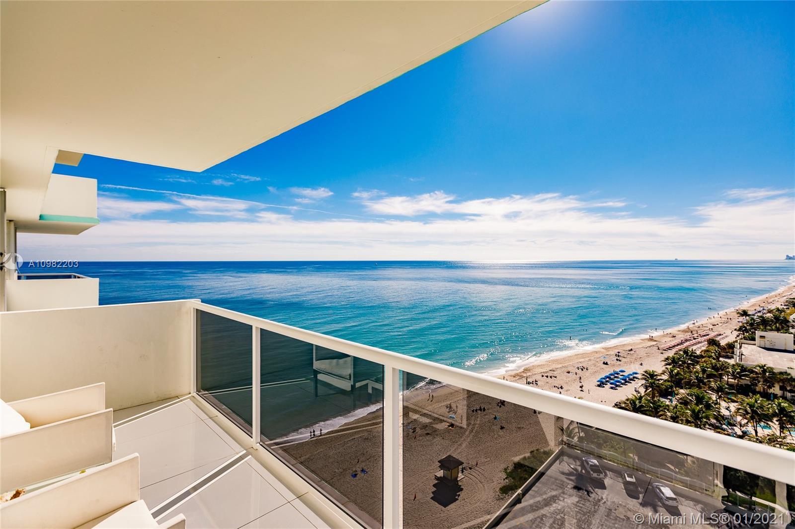 3725 S Ocean Dr #1504 For Sale A10982203, FL