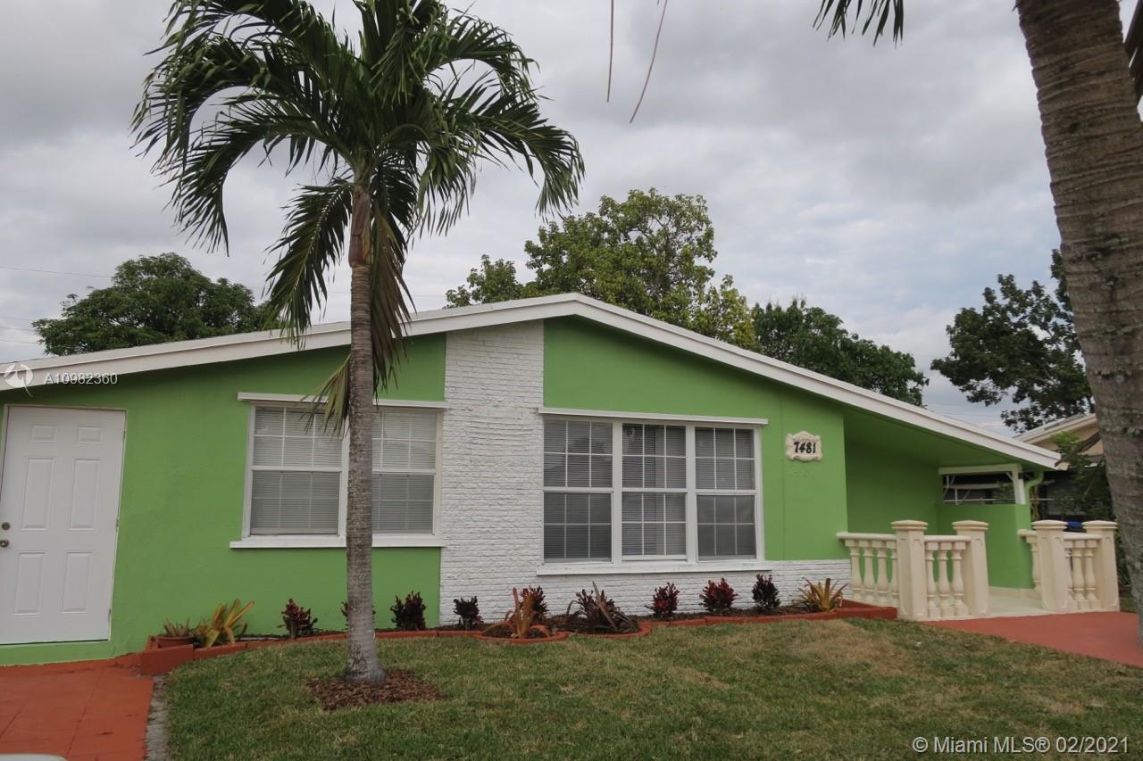 7481 Douglas St, Hollywood, Florida image 17