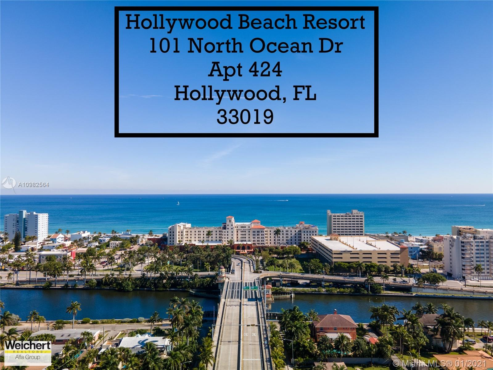 101 N Ocean Dr #424, Hollywood, Florida image 36