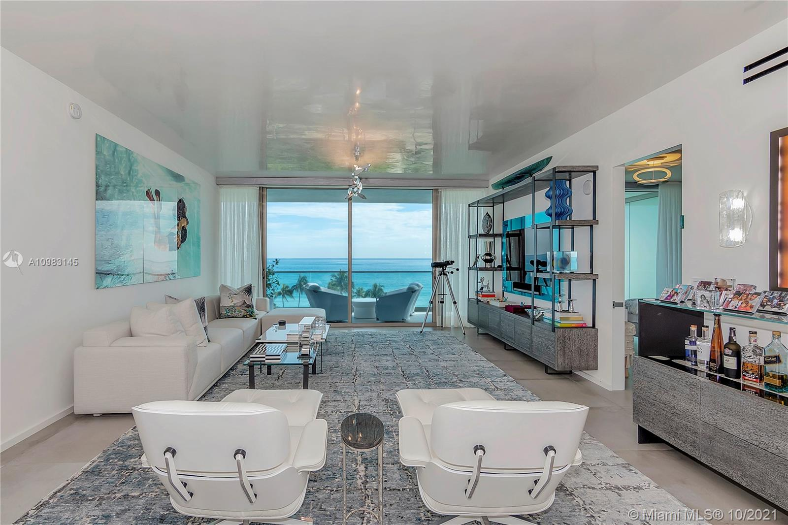 ARE YOU LOOKING FOR A PERFECT OCEAN FRONT CONDO, AT ONE OF THE BEST BEACHES OF SOUTH FLORIDA AND A HIGHLY SOUGHT AFTER LUXURIOUS BUILDING TO CALL IT HOME? OCEANA BAL HARBOUR IS WHAT YOU ARE LOOKING FOR. BEAUTIFULLY FINISHED AND PROFESSIONALLY DECORATED 2 BEDROOM + DEN  & 3 FULL BATHS WITH PLENTY OF UPGRADES THROUGH OUT. COME IN THROUGH YOUR PRIVATE ELEVATOR AND FOYER AND BE MESMERIZED BY THE OCEAN VIEW AS YOU ENTER YOUR HOME. THIS FAMILY ORIENTED 5 STAR COMPLEX OFFERS  AMENITIES SUCH AS 2 POOLS, CABANAS, FULL BEACH SERVICE, 2 CLAY TENNIS COURTS, 1/3 BASKETBALL COURT, GYM/FITNESS ROOMS WITH PELOTON BIKES, LUXURY SPA AND SERVICES, 7 DAYS/WEEK CONCIERGE & VALLET SERVICES,  LIBRARY, PARTY ROOM AND A PRIVATE RESTAURANT RUN BY TOSCANA DIVINO. EASY TO SHOW. CALL/TEXT TO SCHEDULE A  SHOWING.