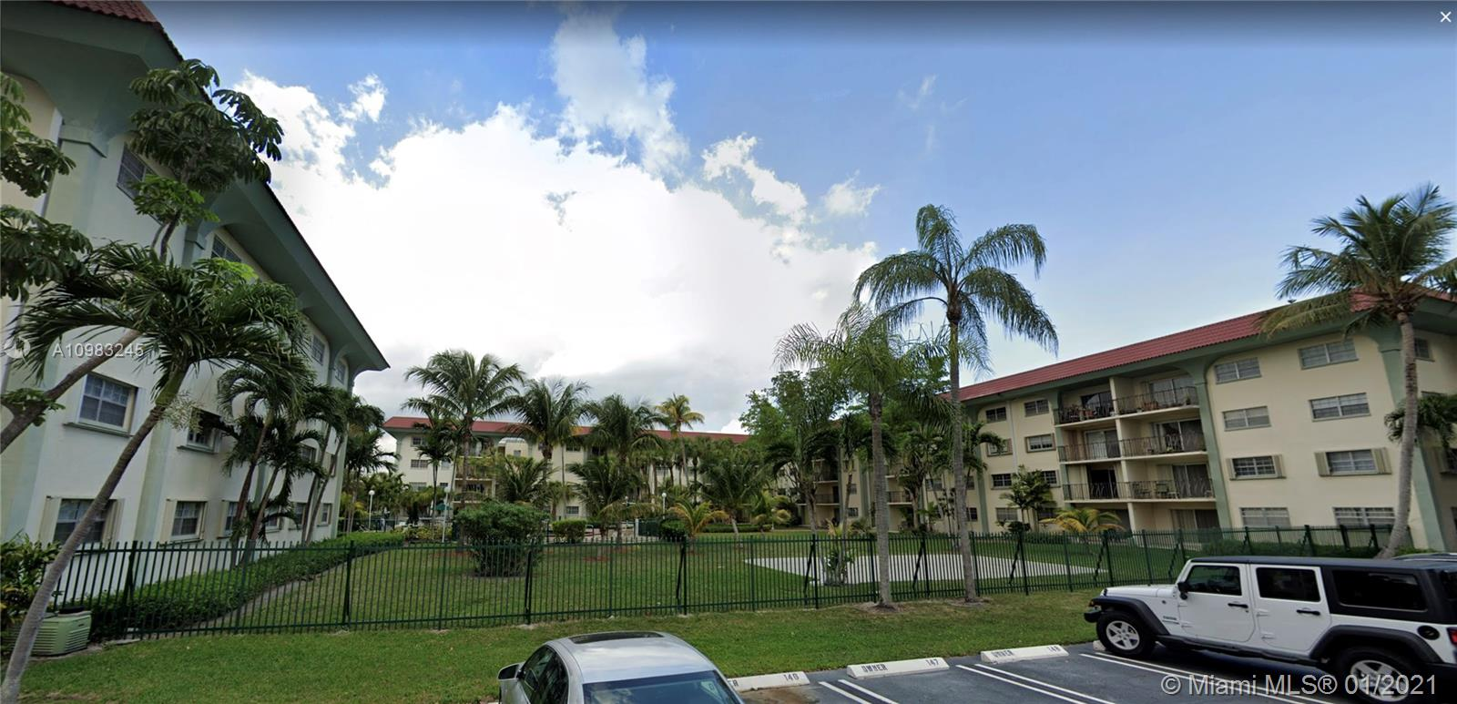 Spacious condo with two large bedrooms, lots of closets and huge living/dining room area. This 2/2 Dadeland condo has easy access to 826, 878, US 1, Kendall Drive.  Walk to Dadeland Metrorail North Station for convenient commute to downtown or Airport.  Secured access building with onsite laundry facilities, clubroom and swimming pool.  Two assigned parking spaces.