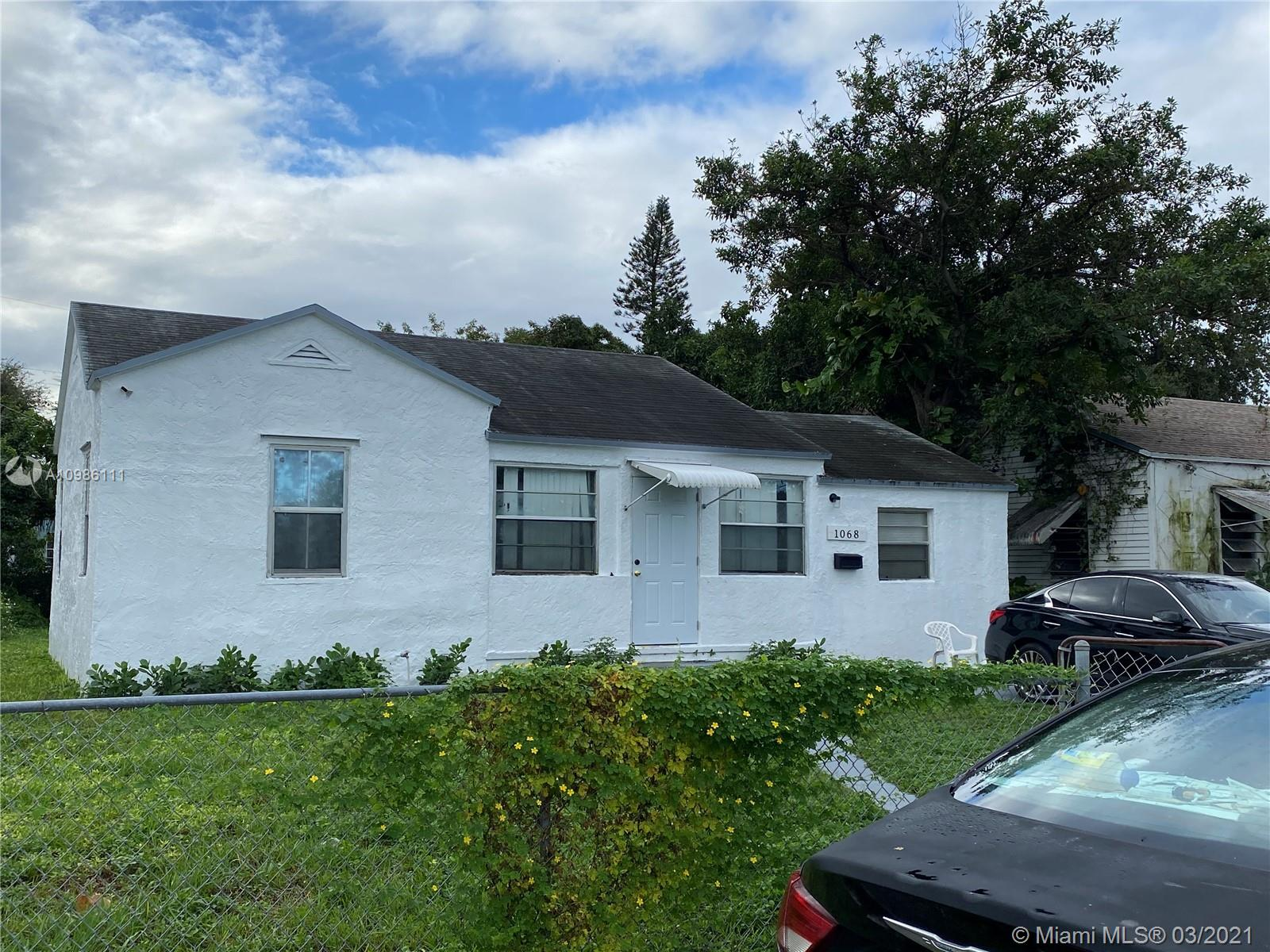 1068 NW 66th St  For Sale A10986111, FL