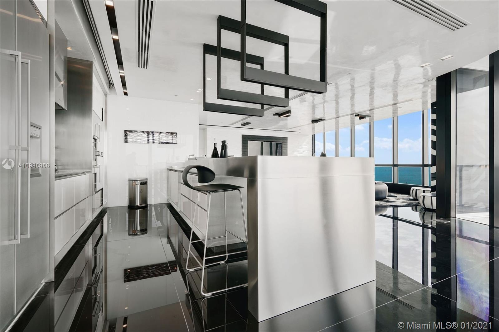 Most desirable southwest corner of the Continuum on South Beach, south tower.  This high floor spacious home has been fully updated with the utmost attention to detail.  The customized furniture and decoration is included and ready for immediate occupancy.  Brilliant unobstructed views of the Ocean, Miami Skyline, Fisher Island and Government Cut. Enjoy the amenities of Continuum on South Beach: direct beach access, Beach Club, on-site restaurant, 3-story fitness/spa, lagoon pools, lap pool and tennis courts. Located in the south of fifth luxury neighborhood in south beach. Offering ultra high-end condominiums, top rated restaurants, beautiful beaches, the Miami Beach Marina and South Pointe Park.