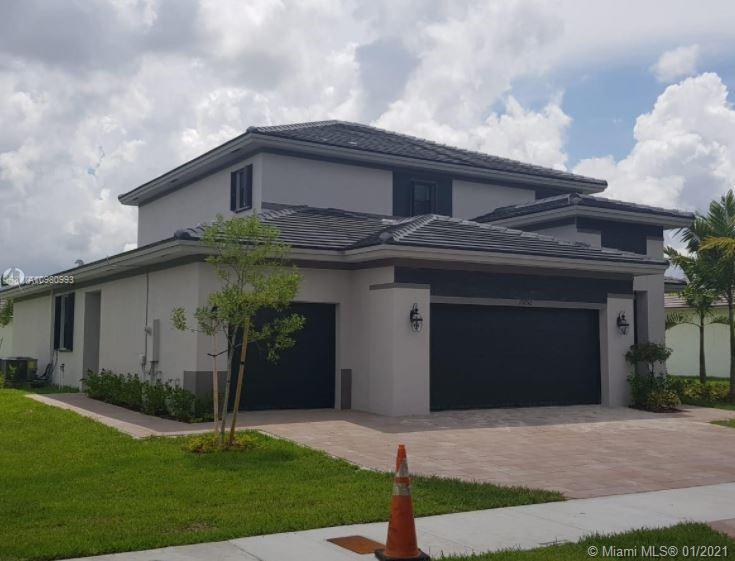 2018 NEW CONSTRUCTION!!! THIS NEXT GEN HOME FEATURES 5 BEDROOMS AND 3 1/2 BATHS, PLUS 3 CAR GARAGE. IDEAL FOR A LARGE FAMILY. HOME CAN BE USED AS ONE BIG SINGLE FAMILY HOME, OR AS A 3/2 AND 1/2 MAIN HOUSE WITH 2 CAR GARAGE AND 2/1 BEDROOM APARTMENT WITH ITS OWN PRIVATE GARAGE. QUARTER ACRE LOT, SIZE IS 11,000 SFT. GREAT NEIGHBORHOOD, GREAT SCHOOLS. CLOSE SHOPPING CENTERS, MARTKETS, AND RESTAURANTS.