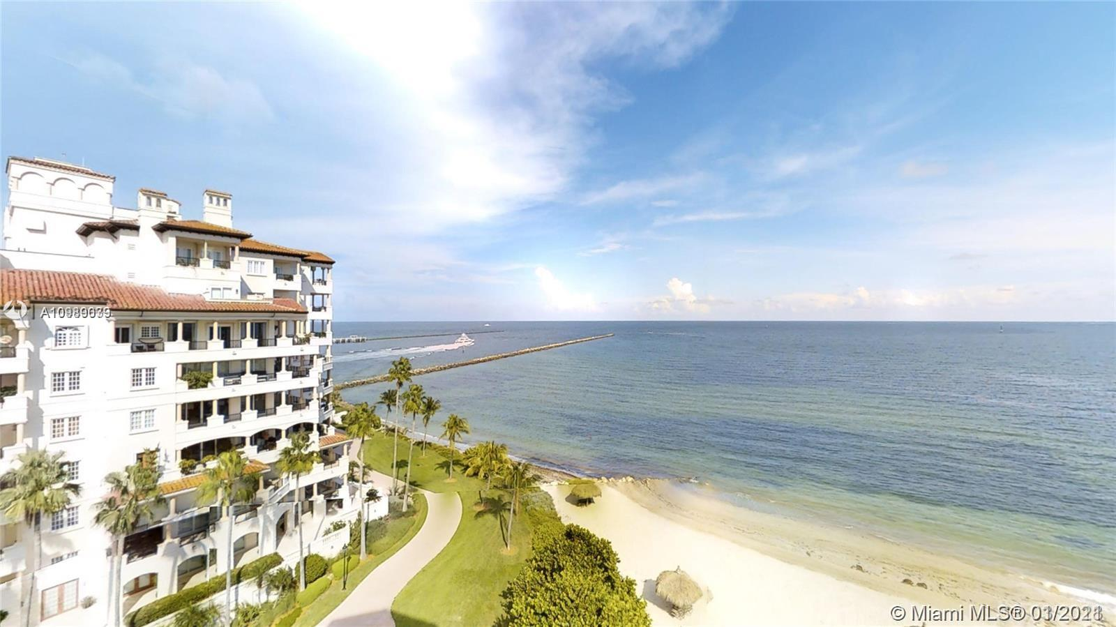 7471  Fisher Island Dr #7471 For Sale A10989039, FL