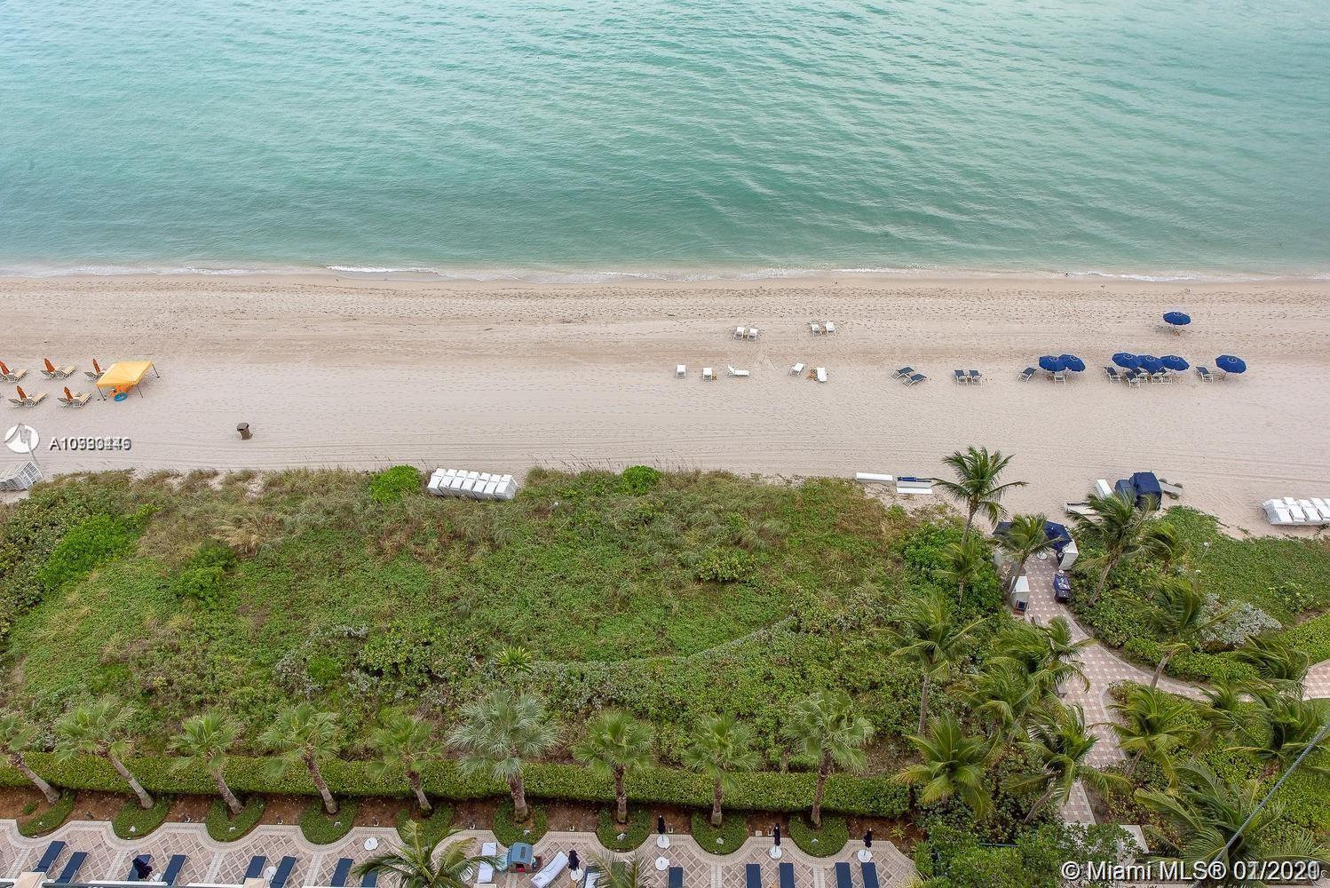 Amazing 3 Bedroom, 5.5 Bath & 3480 SQFT of Paradise.  With 2 vast entertainment spaces, expansive balconies, this home serves as a wonderful family home or vacation get-a-way! Enjoy unobstructed ocean, intercoastal & city views on the most desirable 03 line. Luxury is everywhere! Enjoy 5-star amenities w/ a resort-style spa, state of art fitness center, 2 restaurants, 24-hour security, concierge, private beach & 2 private pools are all waiting for you to call home. Whether you live in Florida full time or enjoy Miami as your vacation home, this is the perfect stunner to make your own. Easy to show & available immediately.